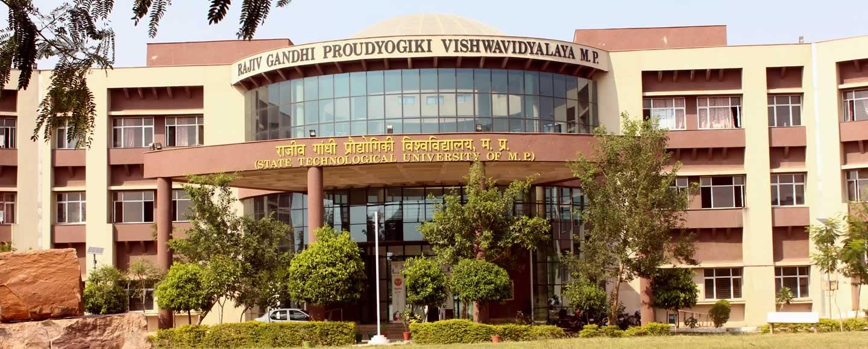 Rajiv Gandhi Proudyogiki Vishwavidyalaya (Polytechnic Wing)